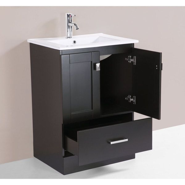 24 Inch Vanity on Pinterest  24 Inch Bathroom Vanity, Single Bathroom