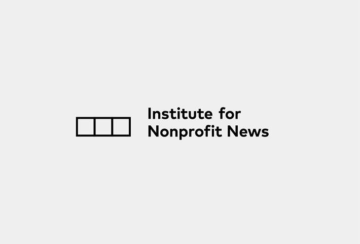 Institute for Nonprofit News by Studio Anthony Lane