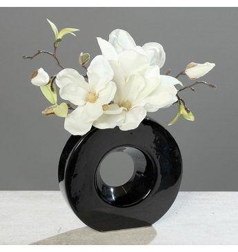Die besten 25+ Schwarze Vase Ideen auf Pinterest matt schwarze