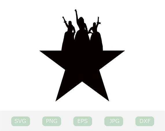 Hamilton Svg Schuyler Sisters Logo American Musical Broadway Print Design Digital Download Png Cricut3396452 By Customizedsvg 3 Hamilton Logo Png Svg