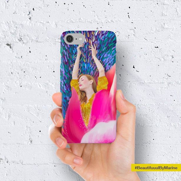 Sunshine Blossom Phone cases created by @BeautifuuulByMarine Available here: http://rdbl.co/2mCrDSC
