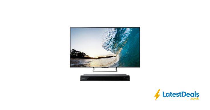 "SONY BRAVIA 55"" Smart 4K Ultra HD TV & 4K Ultra HD 3D Blu-Ray Player Bundle, £999 at Currys PC World"