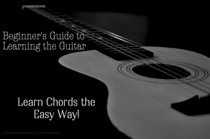 how to play the way i am on guitar