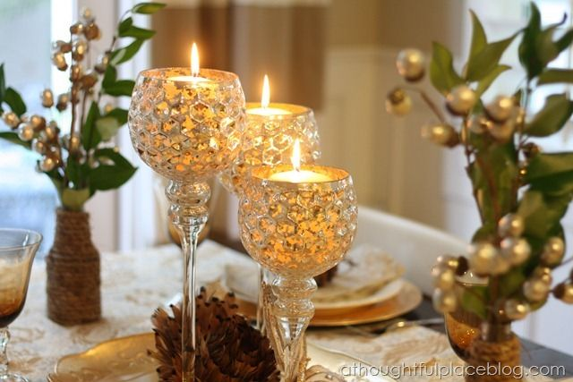 cute thanksgiving place setting ideas