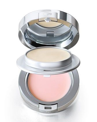 La Prairie Anti-Aging Eye and Lip Perfection Compact...chic, portable skincare!