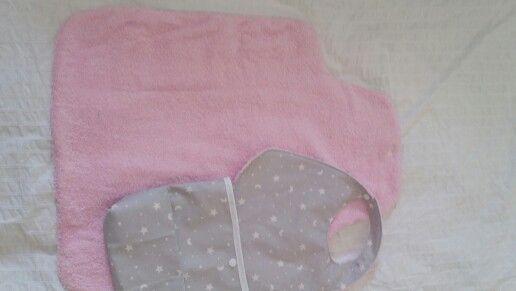Coffret bébé  rose