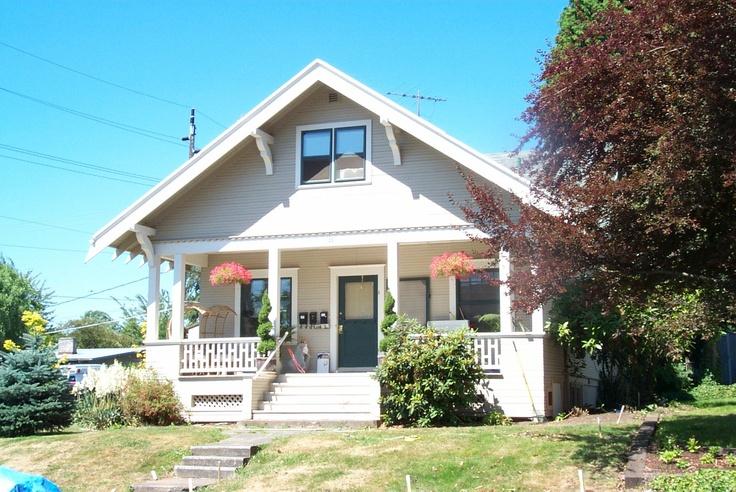 Portland Home Styles | Old Portland House | Dream Home | Pinterest