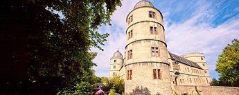 DJH Jugendherberge Wewelsburg bei Paderborn Nordrhein-Westfalen