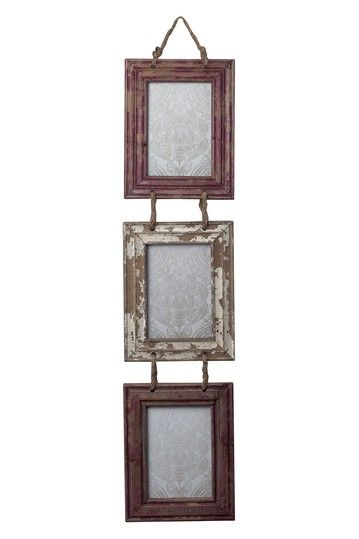 $59.00-Natural Rope Hanger Picture Frames by Elk Lighting on @HauteLook