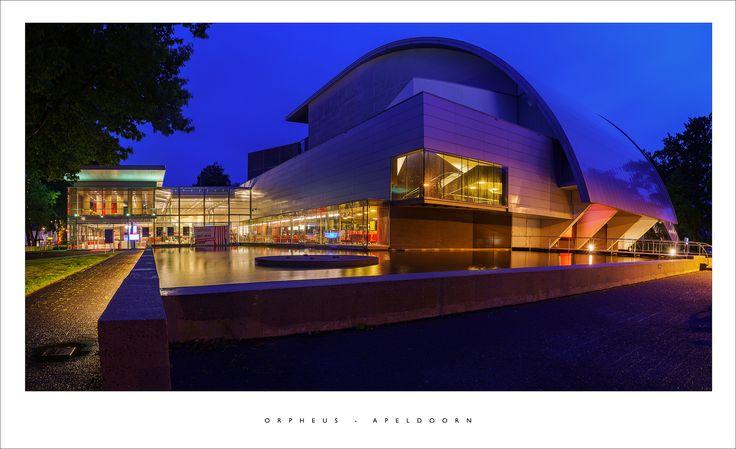 Orpheus Theatre, Apeldoorn - AHH
