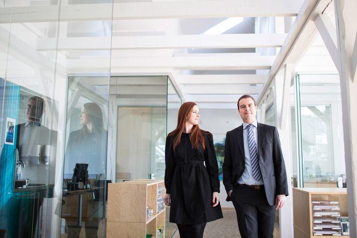 Fotografering af advokater i Aarhus