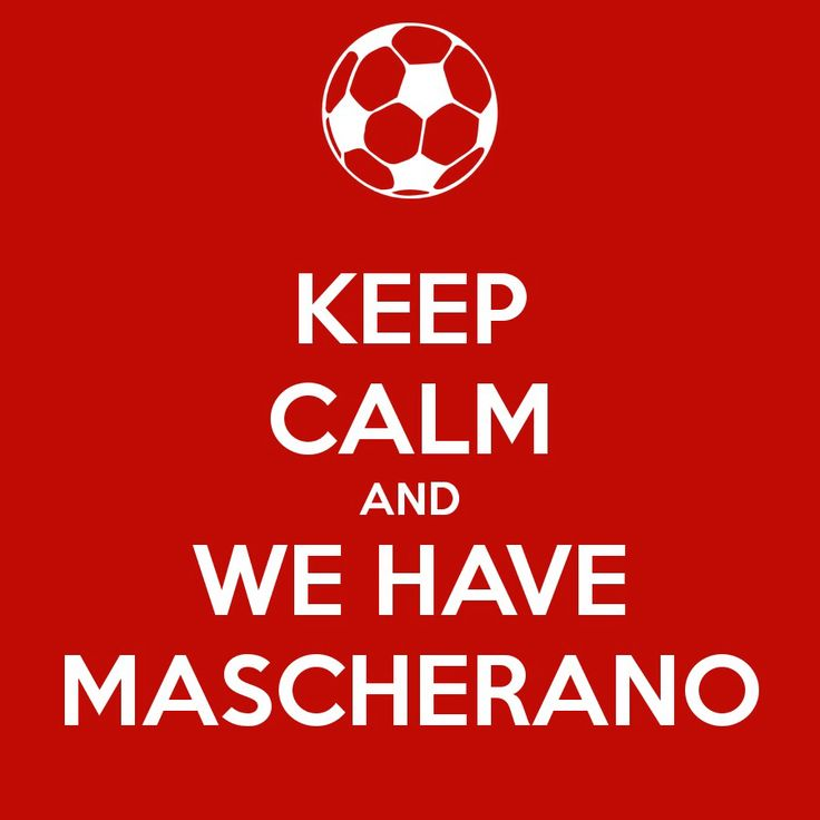 Keep Calm and We have Mascherano