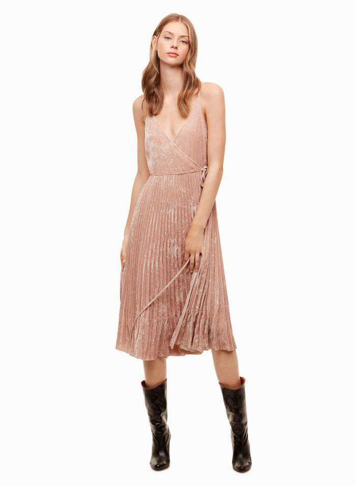 Le Fou Wilfred Toeda dress. Aritzia | $245