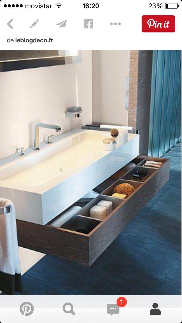 Mueble De Baño Quadro:Más de 1000 ideas sobre Modelos De Banheiros Modernos en Pinterest