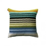 missoni humbert cushion blue