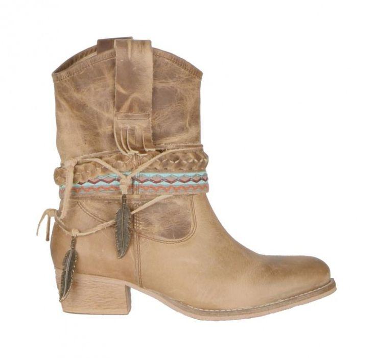 Boots Isla Ibiza Brown