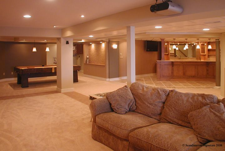 Basement Rec Room Ideas Best Decorating Inspiration