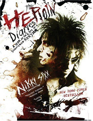 The Heroin Diaries: A Year in the Life of a Shattered Rock Star by Nikki Sixx http://www.amazon.com/dp/1416511946/ref=cm_sw_r_pi_dp_FiWovb0W9S8E6 Brutal account of heroin addiction.