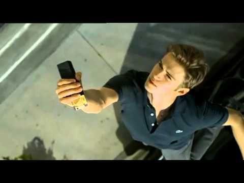 Lacoste Challenge Hayden Christensen commercial addventure