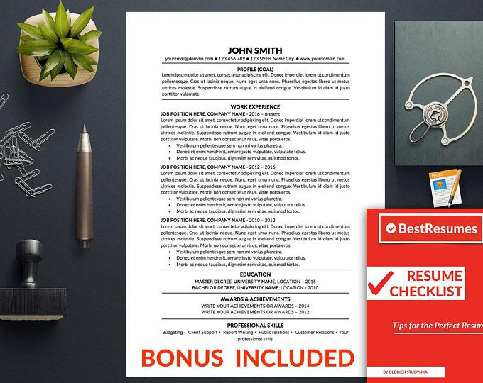 Resume Template Optimised for Applicant Tracking System (ATS)   Traditional Resume Template, Clean Resume, Resume Template Word, Simple Resume, Classic Resume, Resume Design Professional Resume Template