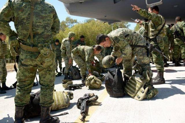 Las Fuerzas Armadas de México ratifican su compromiso con las operaciones de la ONU-noticia defensa.com