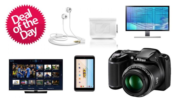 TechRadar Deals: Cheap TVs, headphones, tablets, cameras + more   TechRadar brings you enticing daily deals on tech, from games and cameras to laptops and TVs. Buying advice from the leading technology site