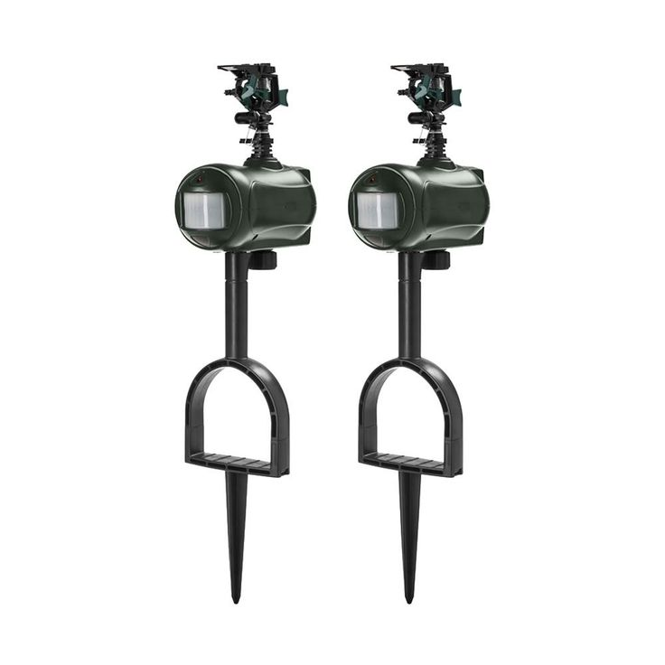 Spray Away® 2.0 - Motion Activated Sprinkler - 2-Pack
