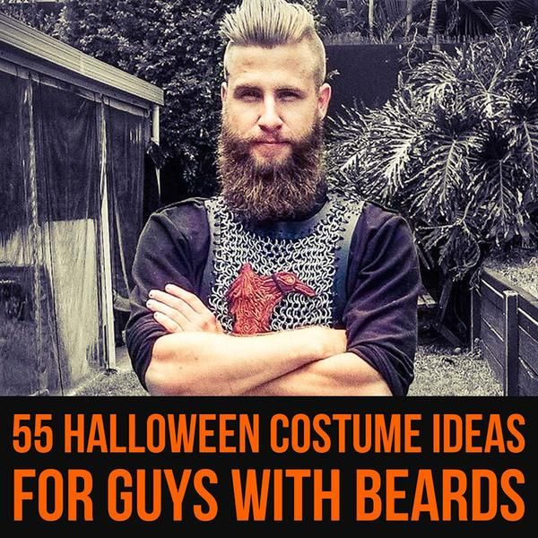 This year we're bringing you even more Halloween costume ideas for guys with beards and mustaches! Treat your beard to all-natural beard care made in Colorado.