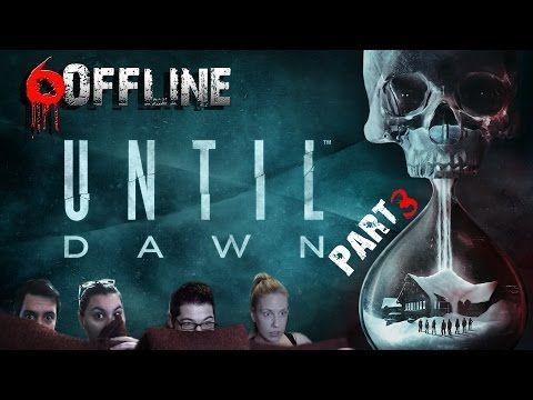 Until Dawn - PS4   Part 3   Εμείς Δεν Φοβόμαστε Τις Κατσαρίδες   -_-