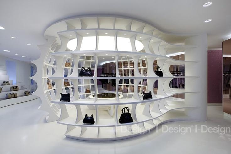 Bag exposure  - Find out more at www.i-designgroup.it/en/design/luxury-forniture-218