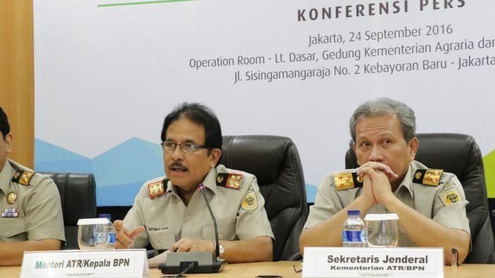 Kementerian ATR/BPN Wujudkan Reformasi Agraria dan Tata Ruang yang Berkeadilan
