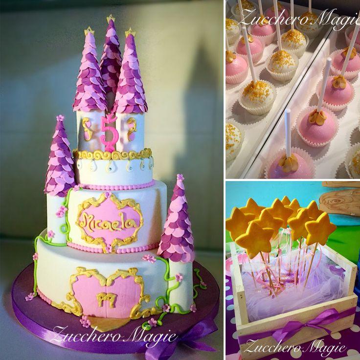 Princess castle party