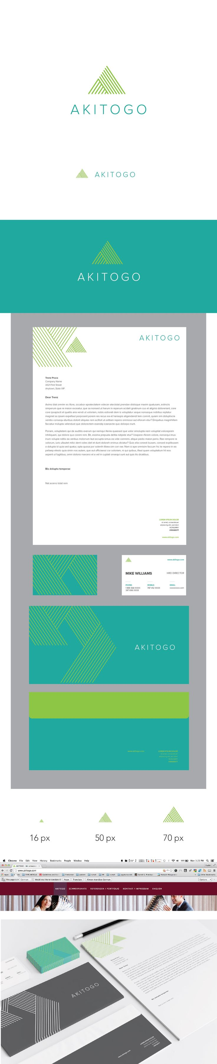 Design #161 by Pratama fadhil | Clean, edgy logo, letterhead and business card for a Web Agency