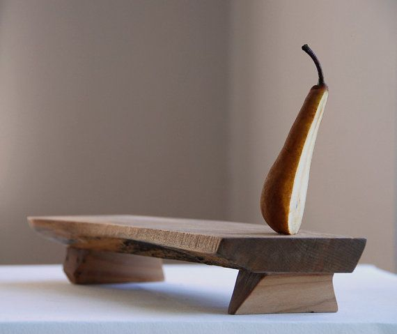 Beautiful design/ Cutting Board Maple Serving Tray Live Edge by grayworksdesign.