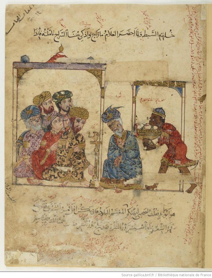 Bibliothèque nationale de France, Département des manuscrits, Arabe 6094 16r