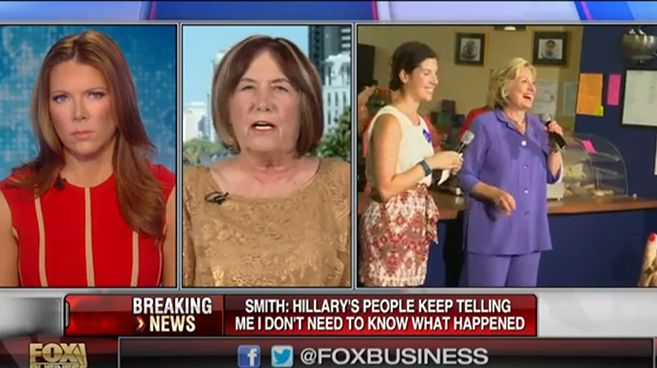 hillary clinton talks to benghazi victims parents | Mother of Benghazi Victim: There's A 'Special Place In HELL' for Liar ...