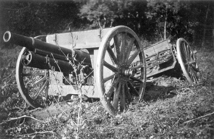 Polish 75mm wz.02/26 and 76.2mm wz.02 field guns, pin by Paolo Marzioli