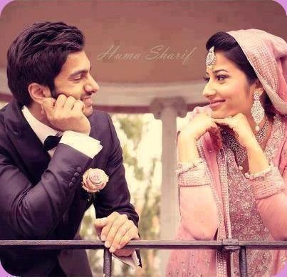bride and groom indian pakistani desi