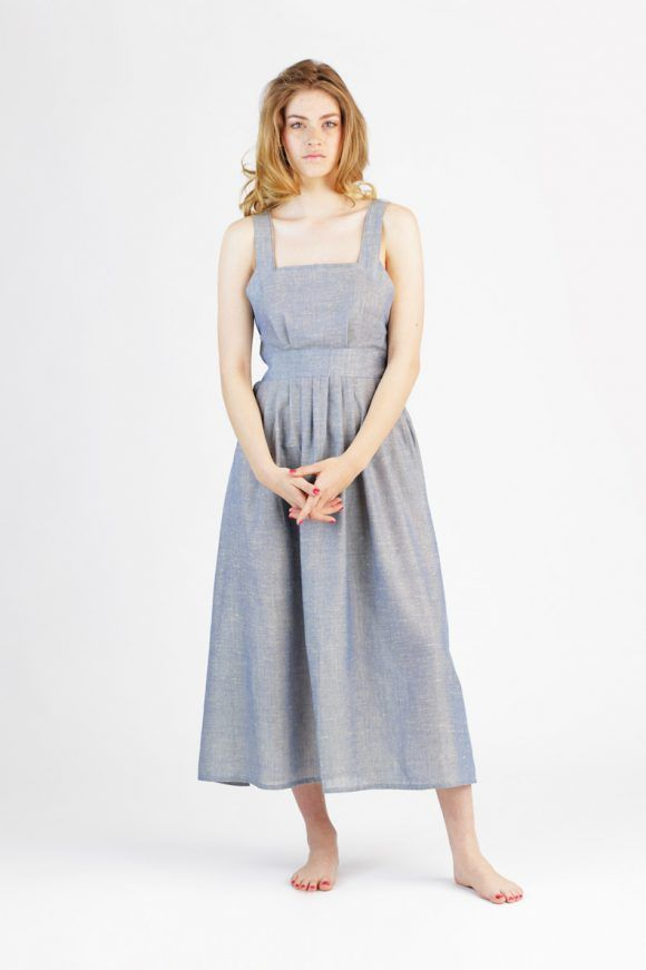 Enchanting Nightie Schnittmuster Motif - Decke Stricken Muster ...