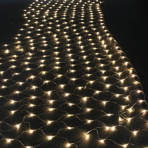 Agptek 174 300 Led Net Mesh Fairy String Light Christmas