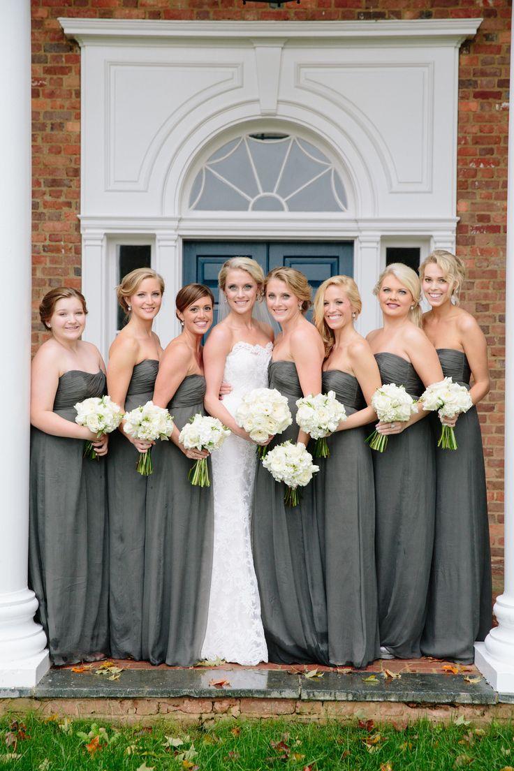 Rustic elegant charlottesville barn wedding at verulam for Wedding dresses charlottesville va