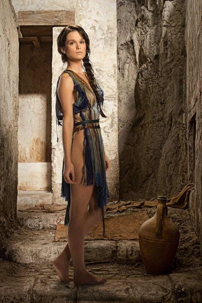 Image Result For Girl From Spartacus  Spartacus Tv Series -2784