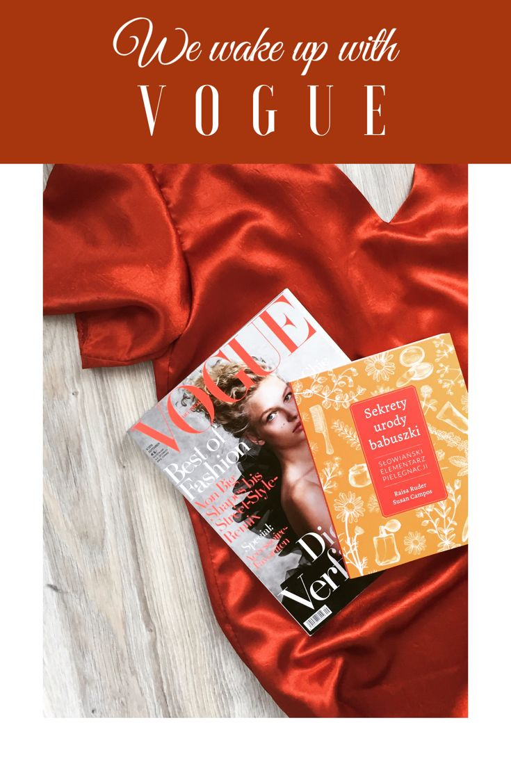 SOVL collection & Vogue & Babushka's Beauty Secrets
