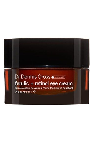 Dr. Dennis Gross Skincare Ferulic + Retinol Eye Cream available at #Nordstrom