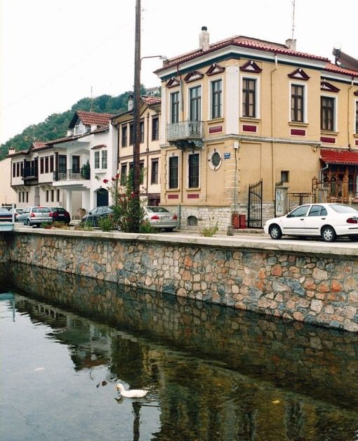VISIT GREECE| Florina, traditional architecture of the region, Macedonia