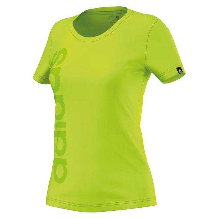 Γυναικεία μπλούζα Adidas CLEAR LINEAGE - AO3174
