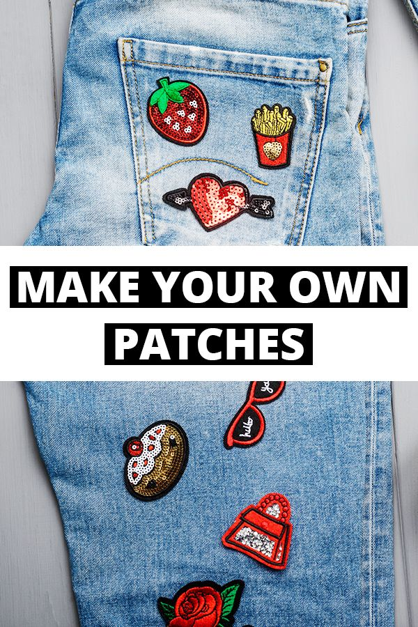 Learn How To Make Custom Patches Custom Patches Make Your Own Patch How To Make Patches