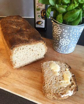 SAFTIG LIMPA MED DURRA & TEFF (det perfekta brödet utan gluten, mjölk, ägg eller nötter) – Organic By Mommy