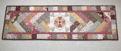 Val Laird Designs - Journey of a Stitcher: for the table and kitchen