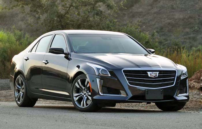 2018 Cadillac CTS: Upcoming Prominent Sedan Redesign
